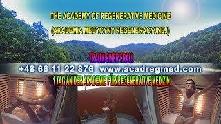 Traum Einer Frau! 1 Tag An Der Akademie Für Regenerative Medizin.