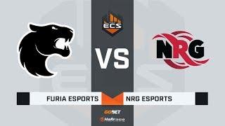 [RU] FURIA vs NRG | Map 2 – Nuke | ECS Season 7 Finals