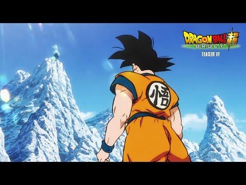 DRAGON BALL SUPER : BROLY - Teaser VF