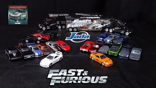 Nonton Fast and Furious 1:55 Collection - Build and Collect Cars - Jada Toys Film Subtitle Indonesia Streaming Movie Download