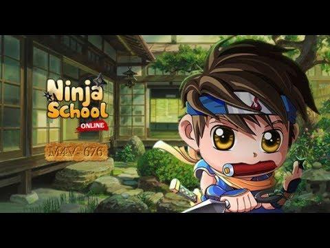 Chỉ cách cộng tiềm năng kunai (Ninja School).