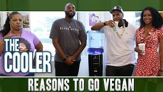 Subscribe today! http://www.youtube.com/user/alldefdigital?sub_confirmation=1 Jon Scarlett, Do Boy, Shakeera, & Kamira go over the pros and cons of eating ME...