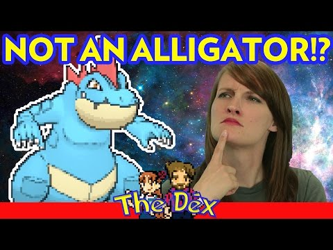 What IS Feraligatr!? - The Dex! Episode 105!