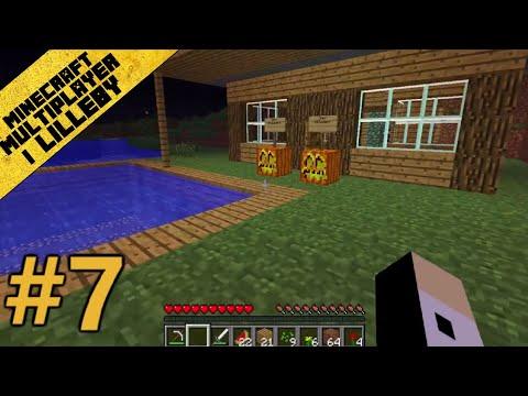 Minecraft Multiplayer i Lilleby - Del 7 - Bus eller Godis!