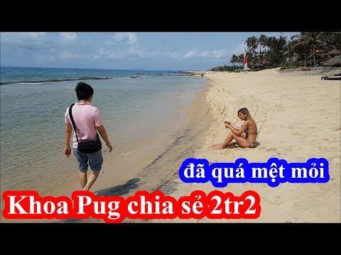 Khoa Pug chia sẻ 2tr2 tiền phòng nhận lại từ resort Aroma và mọi chuyện kết thúc tại đây - Thời lượng: 20:32.