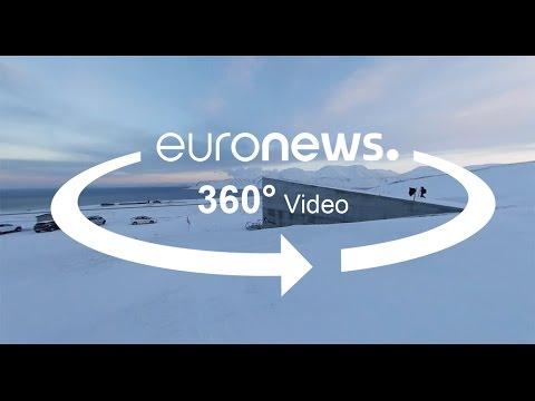 Βίντεο 360º: Η «Κιβωτός» σπόρων για την Ημέρα της Κρίσης