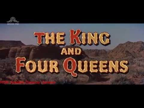 The King And Four Queens (1956) Adventure (Raoul Walsh / Clark Gable, Eleanor Parker, Jean
