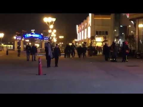 Video - Πανικός στη Disneyland από λάθος συναγερμό