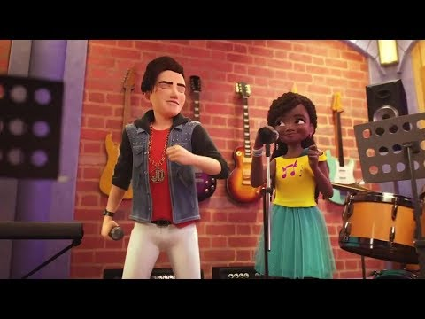 Lego Friends gom. Songs video clips