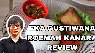 Video SAMBAL MATAHNYA BIKIN KAGET!! REVIEW JUJUR ROEMAH KANARA BY EKA GUSTIWANA MP3, 3GP, MP4, WEBM, AVI, FLV Juni 2019