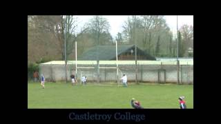 Dr. Harty Cup Hurling Semi-Final – Thurles CBS v Castletroy CC