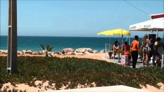 Quarteira Portugal  City new picture : Video Quarteira et Vilamoura Algarve Portugal.
