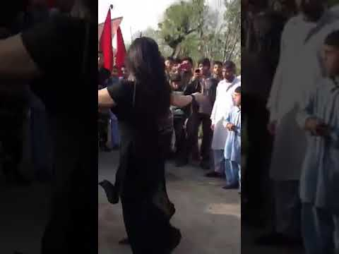 Desi Village Girl Dance