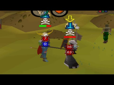 Dont Try It - OldSchool RuneScape Mini PK Vid 54 50M+ PK'd - Combos and High Risking