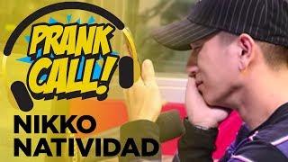 #PrankCall: Hashtag Nikko, umamin kay Vice Ganda. Vice Ganda welcomes Nikko to the community?