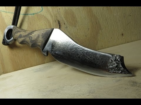 How To Make: A Knife