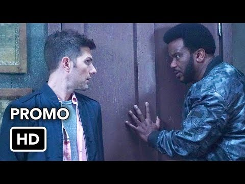 """Ghosted 1x09 Promo """"Snatcher"""" (HD)"""