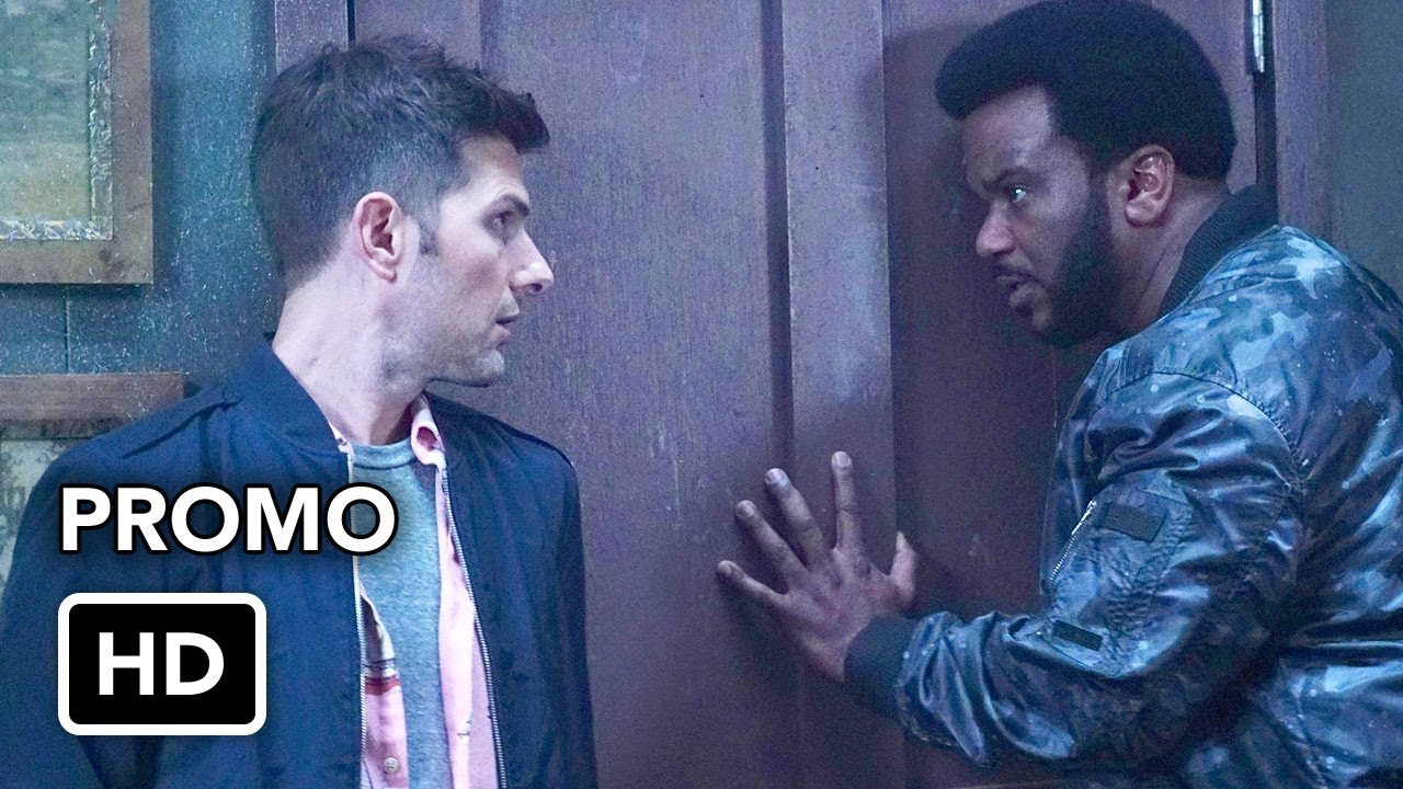 Watch Craig Robinson & Adam Scott go From Normal to Paranormal in Fox Action Comedy Series 'Ghosted' (Promo)