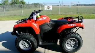 2. For Sale! $5999 2013 Arctic Cat 450 Red