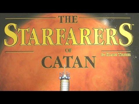 The Starfarers of Catan: Intro and Setup