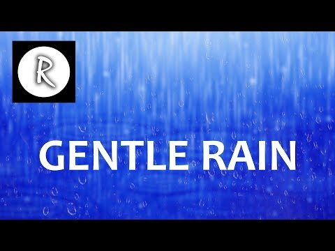 Soothing Rain, White Noise for Sleep, Meditation, Relaxing, Study & Concentrate