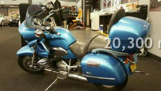 10. 2003 BMW R1200 CL 1200 CL1200R FULL BAGS ONLY 23K MILES ABS BRAKE for sale in Milwaukie, OR