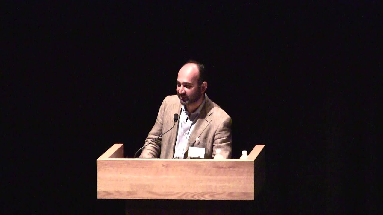 """I Don't Believe in Reality"" – An SWF 2013 Lecture by Mohsin Hamid"