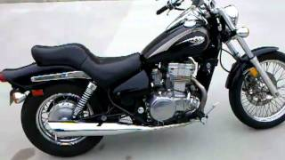 9. 2003 Kawasaki Vulcan 500 LTD Walk around