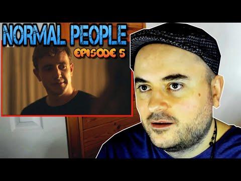 Normal People REACTION | Episode 5 | Season 1