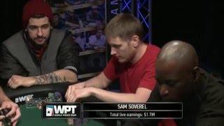 WPT Seminole Hard Rock Poker Showdown. Final table - full webcast archive