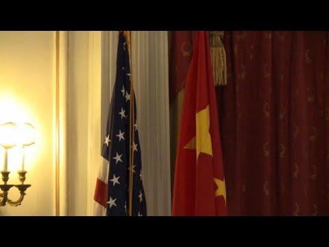 Κίνα- ΗΠΑ: Προσπάθειες επαναπροσέγγισης στον τομέα της οικονομίας …