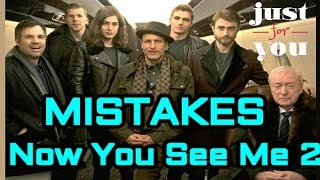 Nonton 10 BIGGEST NOW YOU SEE ME 2 (2016) MISTAKES Film Subtitle Indonesia Streaming Movie Download