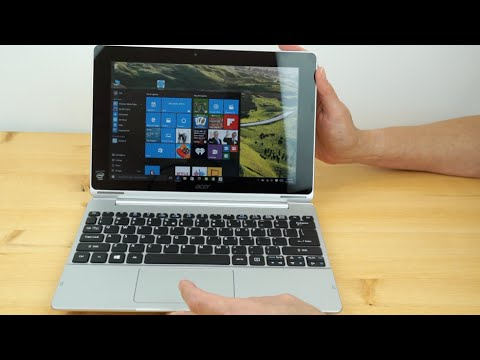 Acer Aspire Switch 10 Special Edition Review