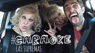 #CARaoke con las Supremas de Móstoles