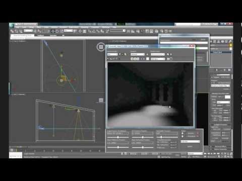 3Ds Max Basics Episode 10: Basics of Lighting and Background