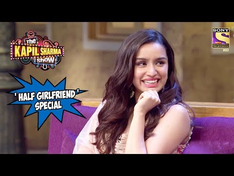 ' Half Girlfriend ' Special - The Kapil Sharma Show