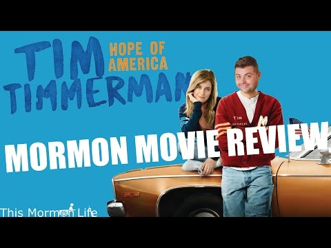 Tim Timmerman, Hope For America: Mormon Movie Review