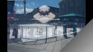 LIKE-ICE! Instalare teren de 200m² in Austria Leoben