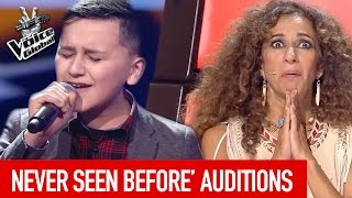 Video The Voice Kids | AMAZING BLIND AUDITIONS you've never seen before! MP3, 3GP, MP4, WEBM, AVI, FLV Juli 2018