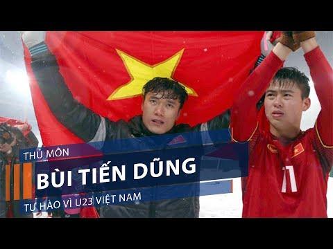 Thủ môn Bùi Tiến Dũng tự hào vì U23 Việt Nam | VTC1 - Thời lượng: 3 phút, 6 giây.