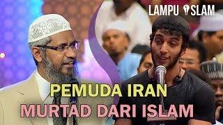 Download Video Pemuda Iran Bercerita Kenapa Dia Murtad dari Islam | Dr. Zakir Naik MP3 3GP MP4