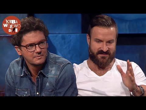 Kuba zapytał Piotra Stramowskiego o erotyczną scenę z Anną Muchą w filmie