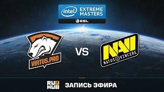 Virtus.pro vs Natus Vincere - IEM Katowice - Group B - de_train [Enkanis, yxo]