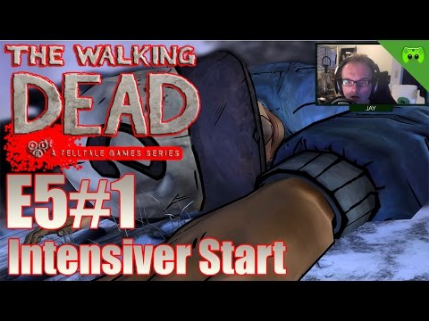 TWD S02E05 # 1 - Intensiver Start «» Let's Play The Walking Dead No Going Back | HD