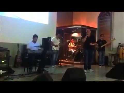 Show de Talentos em Viradouro - SP / Voz de Luiz Paulo Lima Faria