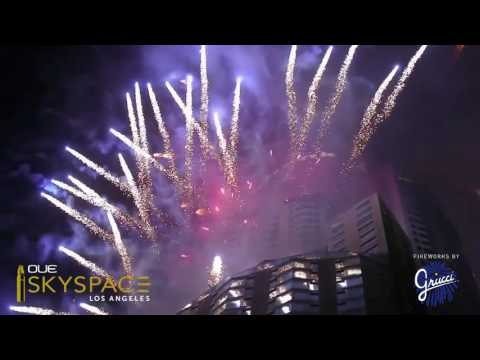 OUE Skyspace Grand Opening