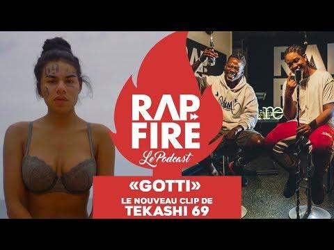 """ GOTTI "" le dernier clip de 6ix9ine #RapFirePodcast"