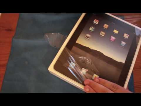 Apple iPad 32GB Unboxing
