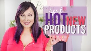 Hot New Products April | Makeup Geek by Makeup Geek