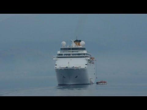 Τo κρουαζιερόπλοιο COSTA NEOROMANTICA στο Ναύπλιο με 1000 τουρίστες